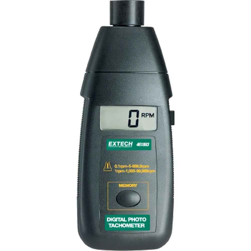 Non-Contact Photo Tachometer