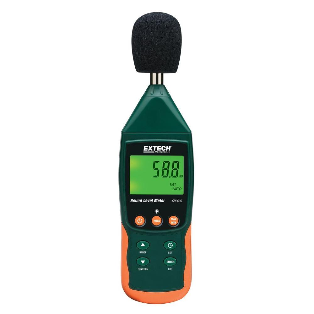 Data Logging Sound Level Meter with SD Card